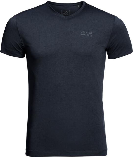 Jack Wolfskin JWP T Shirt Herren night blue